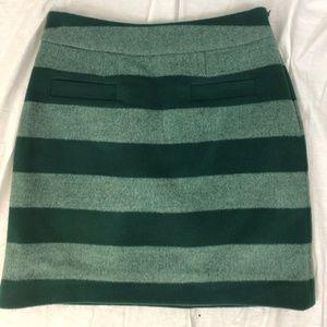 Lovely Kate Spade wool mini skirt
